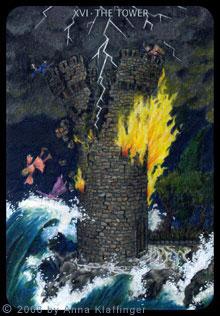 XVI - Der Turm