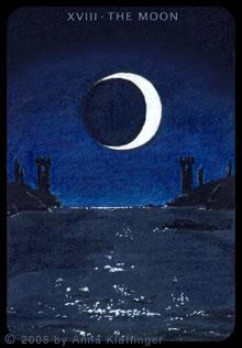 XVIII - Der Mond