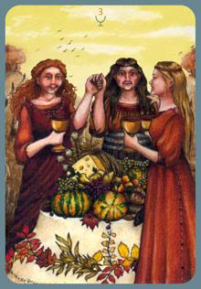 Drei der Kelche